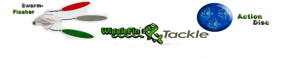 WiggelFin Flasher und Action Disc
