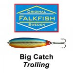 Falkfish Big Catch Trolling