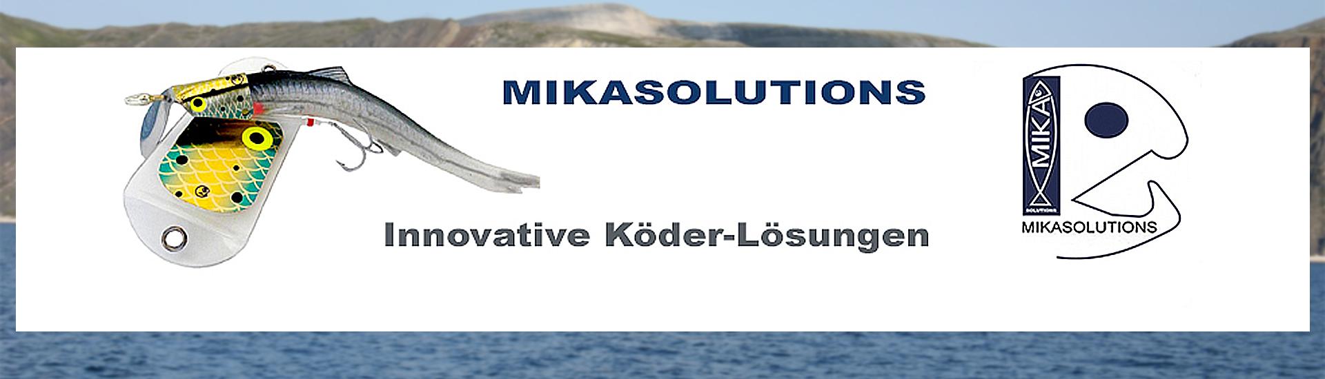 Mikasolutions Köder und Tapes