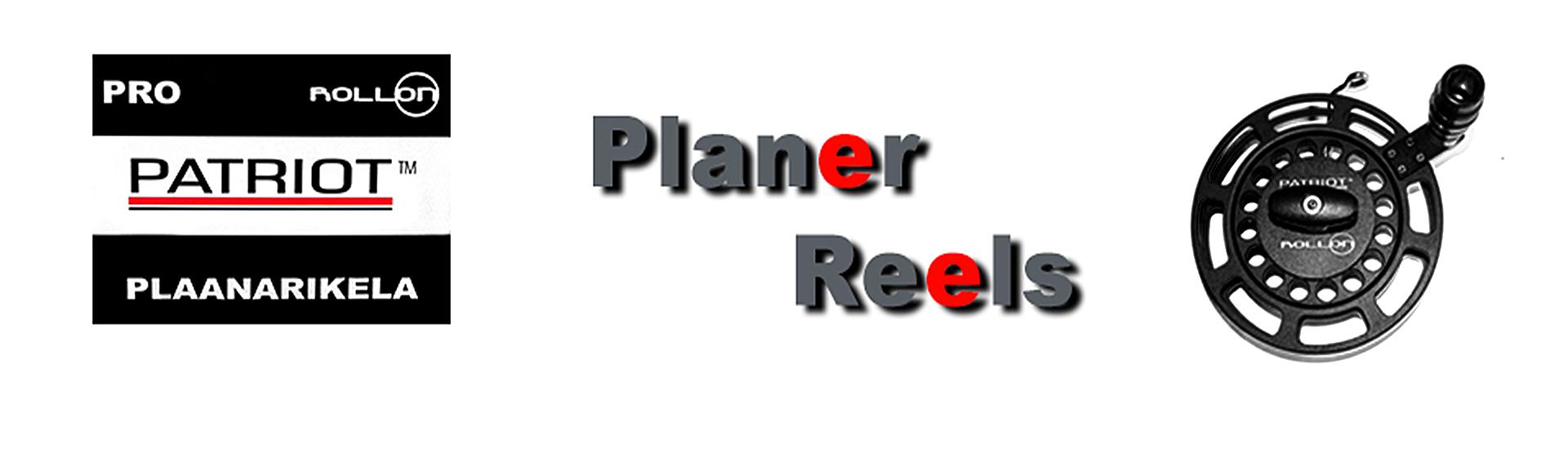 Patriot Planer-Rollen