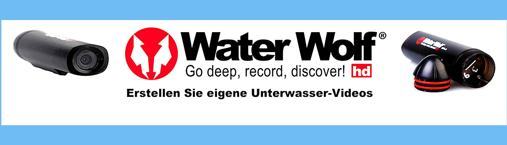 Water Wolf Unterwasserkamera