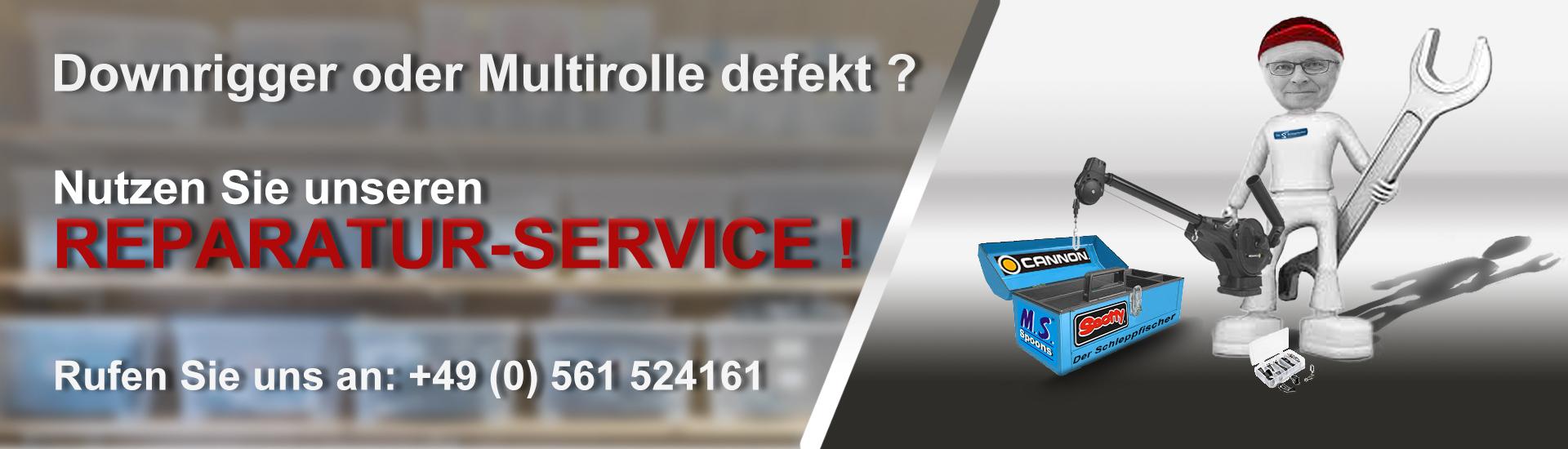 Reparatur-Service